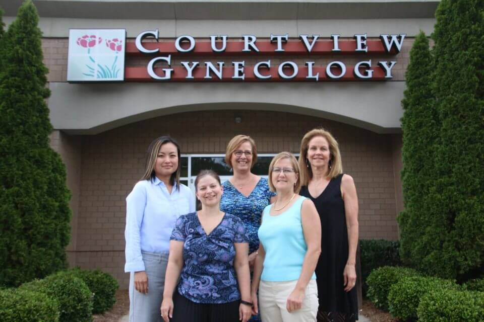 Provider Team Courtview Gynecology 2018 Gastonia NC